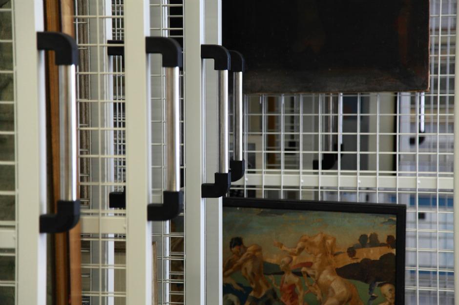 Archive interiors photo