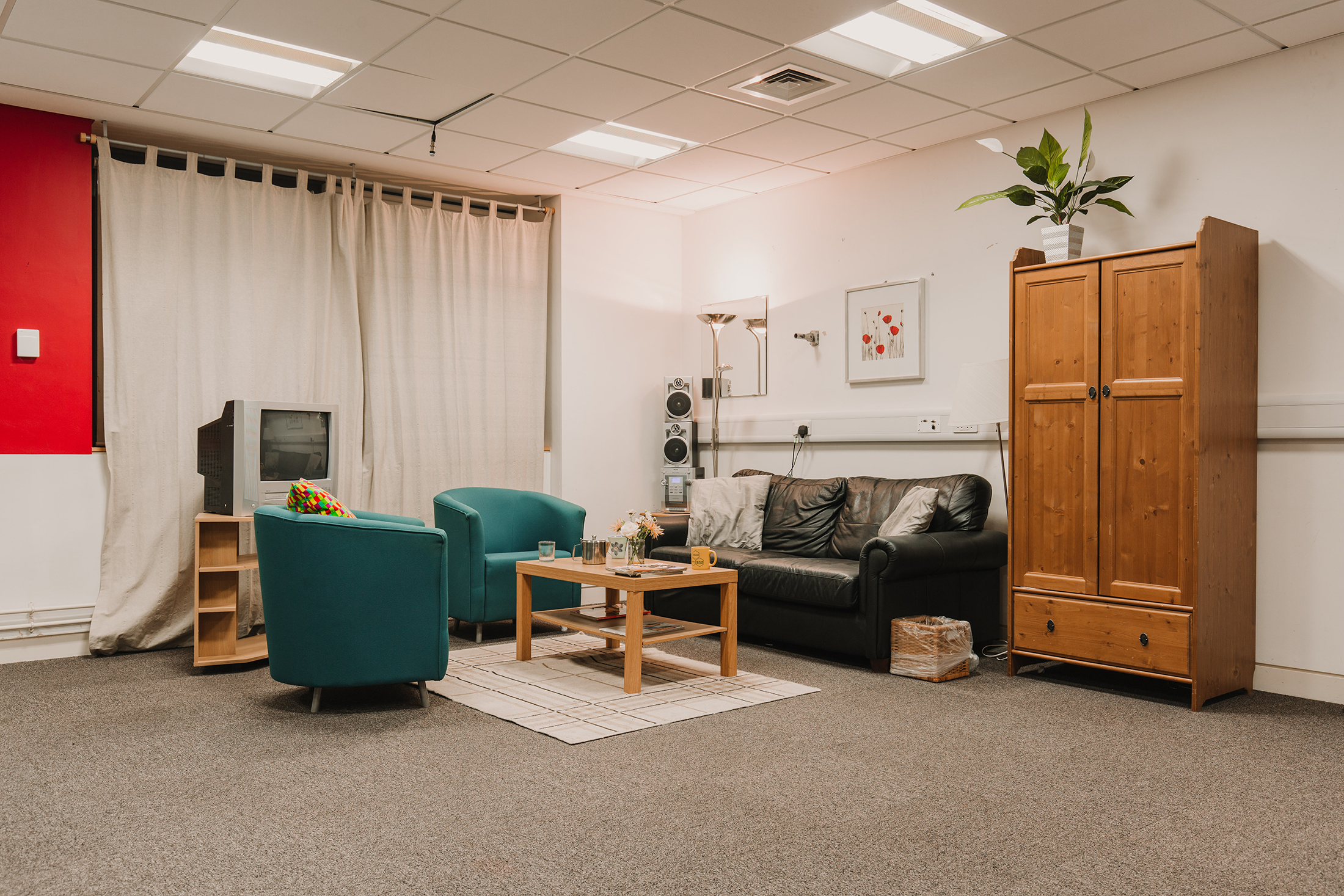 Nursing and Midwifery facilities - 10 home environment