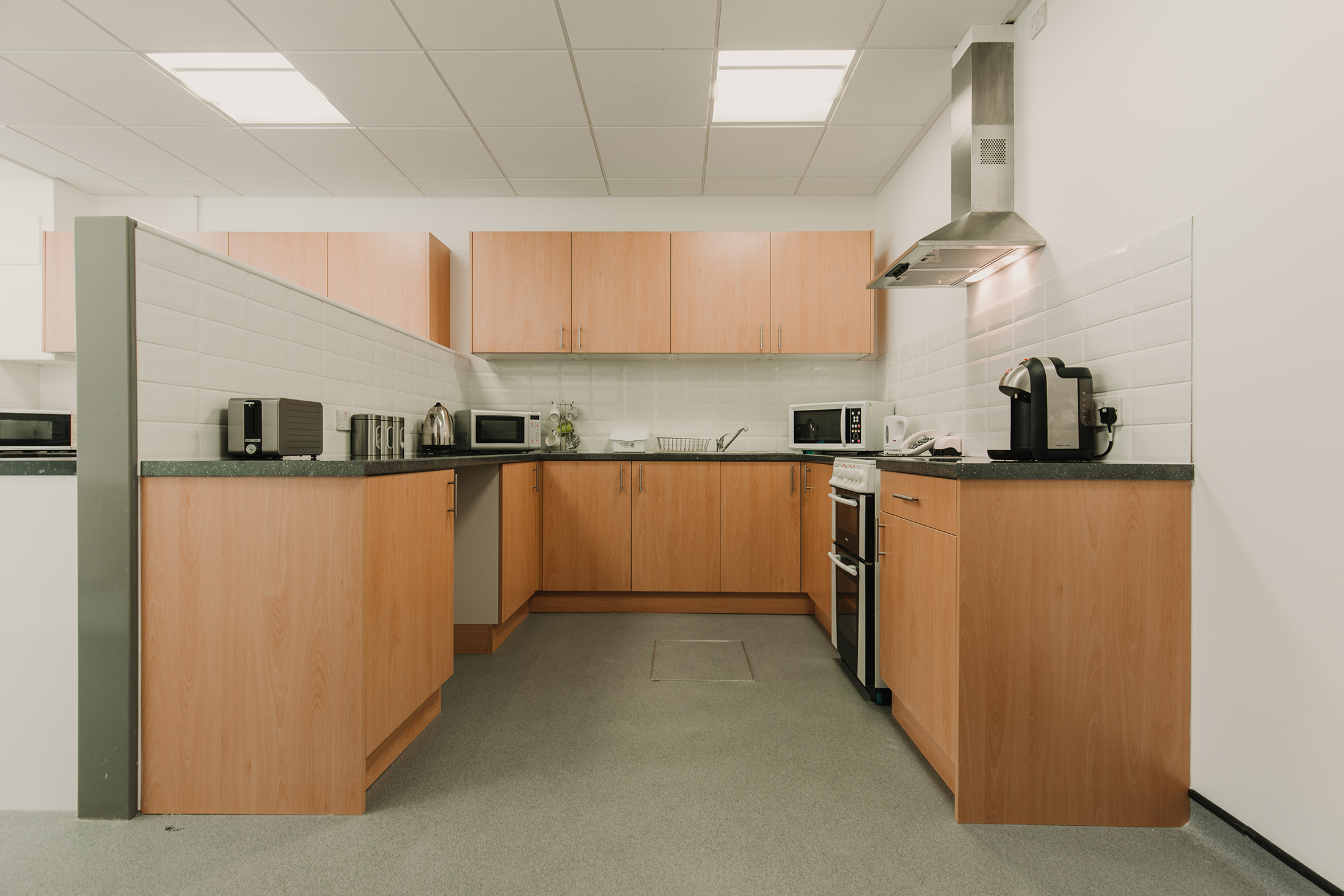 Nursing and Midwifery facilities - 11 home environment kitchen