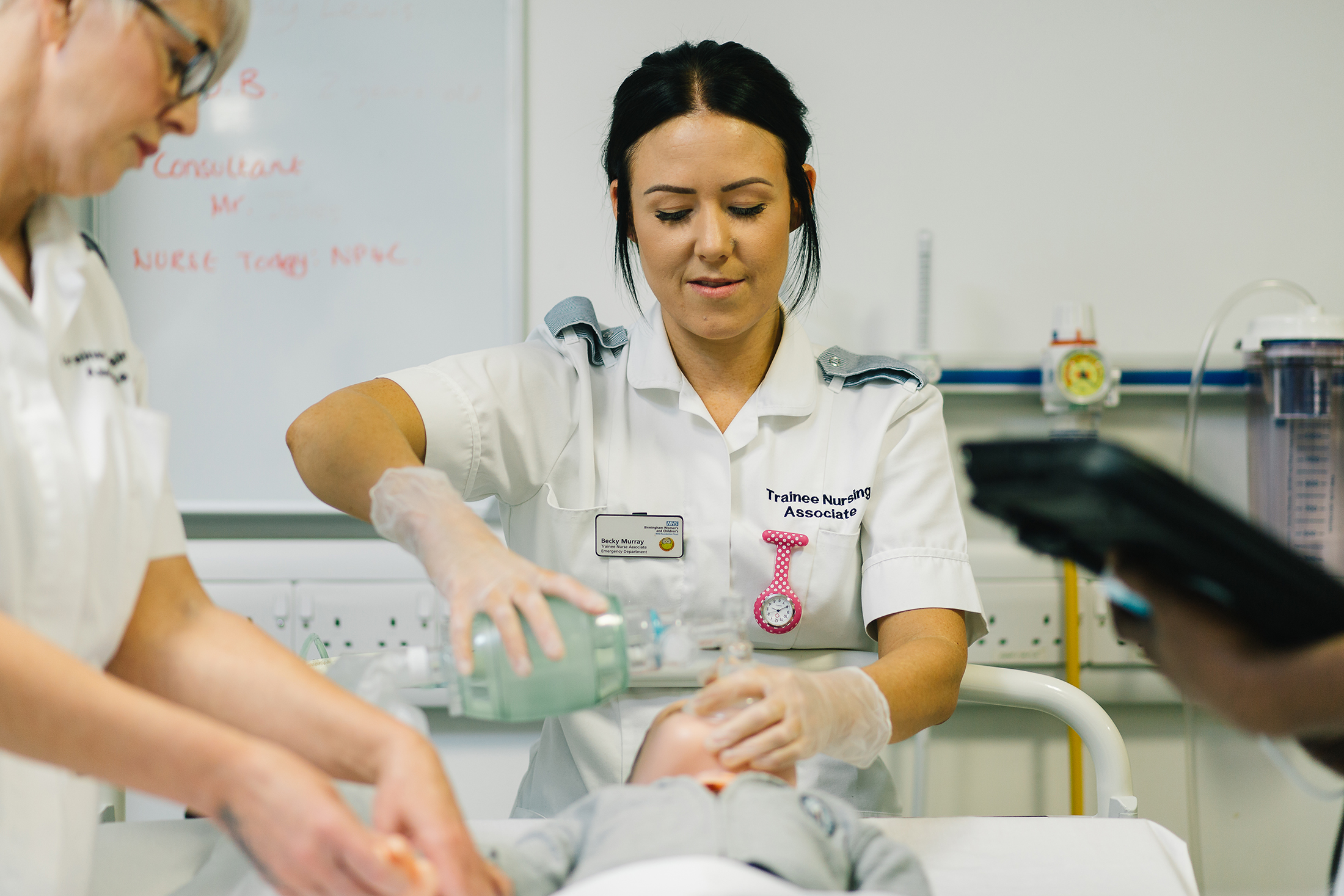 Nursing and Midwifery facilities - 15 skills nursing associates