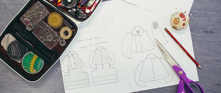 Garment Technology portfolio image