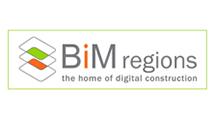 BIM regions logo