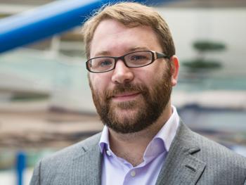 Image of Cal Henderson, co-founder of Slack