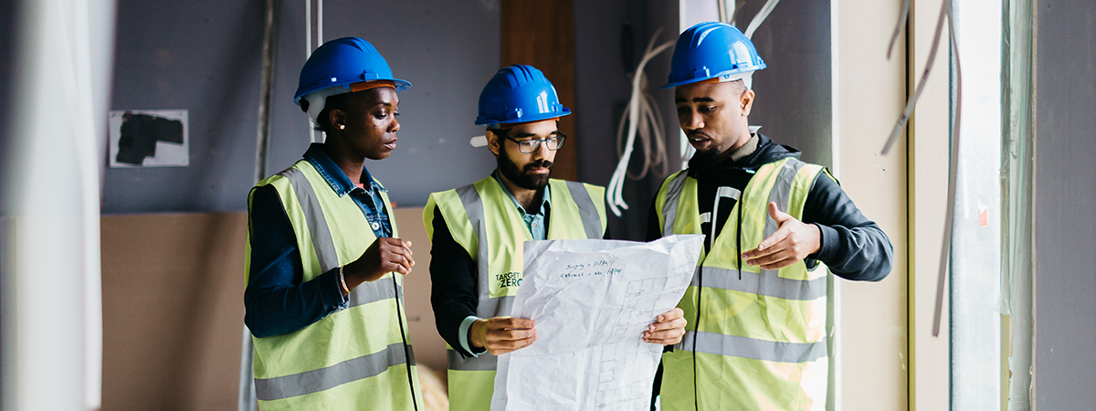 Construction Management - BSc (Hons) - 2019/20 Entry