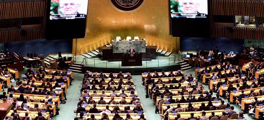 United Nations blog