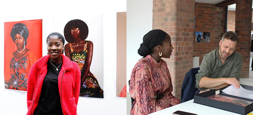 Nyima Jaru Jaru - Iron House- Photography exhibit 2019
