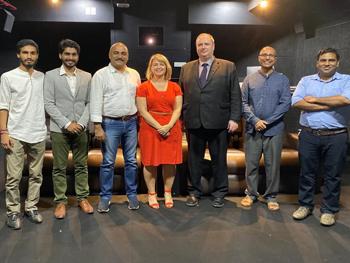 BCU Ronkel partnership agreement news