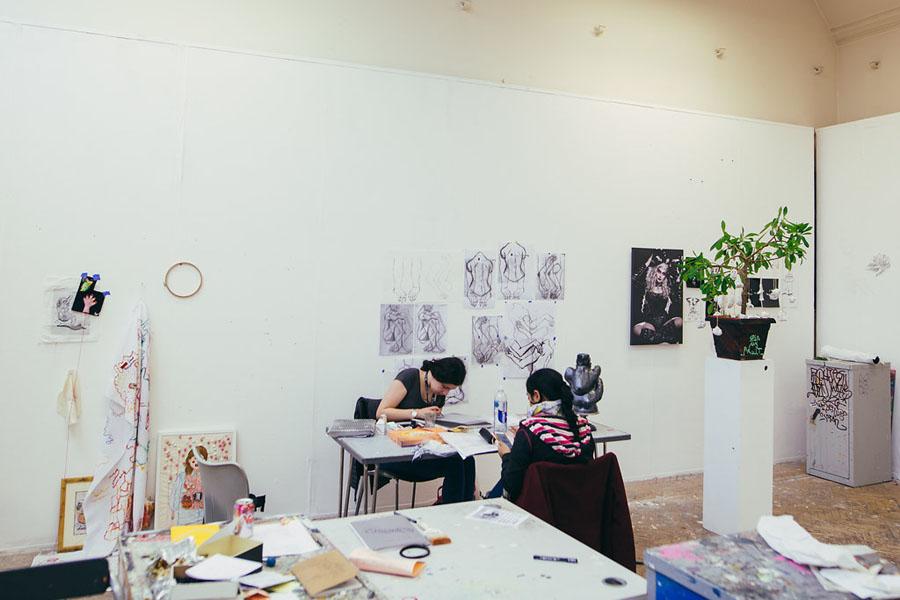 Studio Space 2 - Art