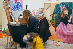 Studio Space 5 - Art