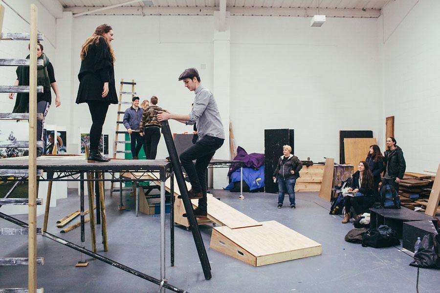 Stage Management Working Workshop 2