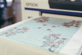 Textiles Epson F2000 2