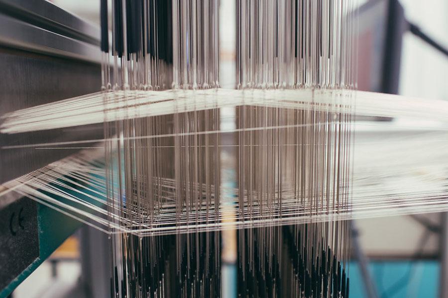 Textiles Jacquard Loom 2