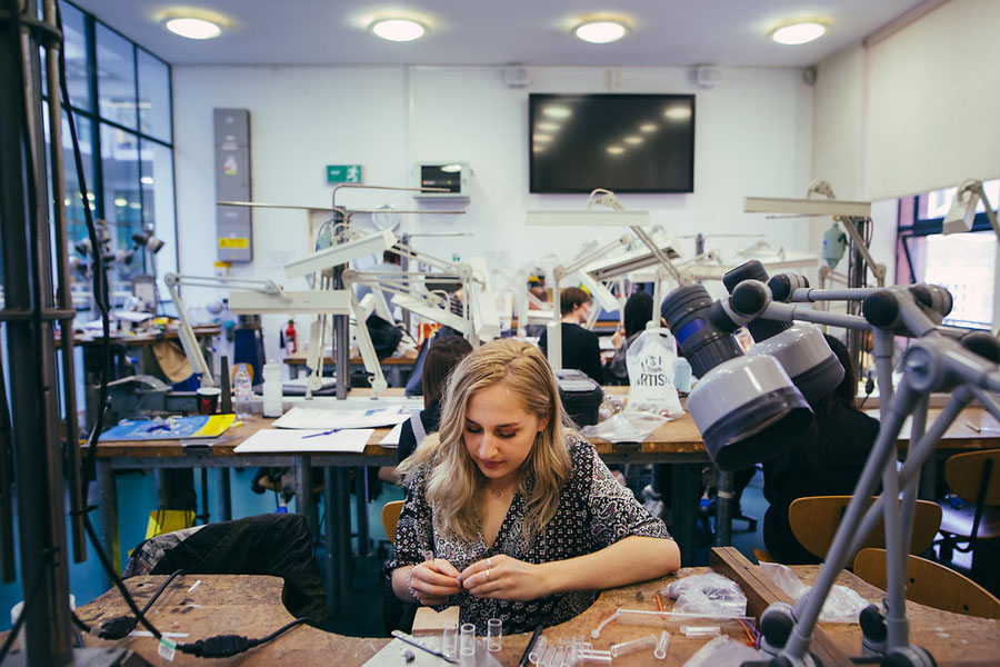 Studio Space - Jewellery