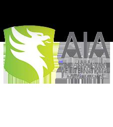 Business School - Homepage - AIA Logo 2017