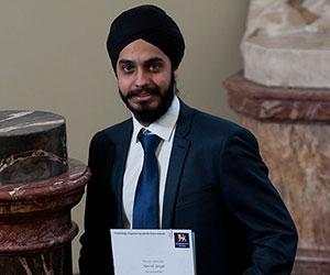 Amrik Singh - Grad