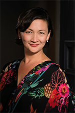 Angela Chan, board member for the Lenny Henry Centre for Media Diversity
