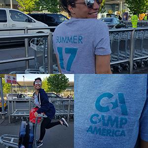 Ariella Camp America