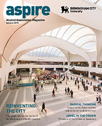 Aspire Autumn 2015 front cover