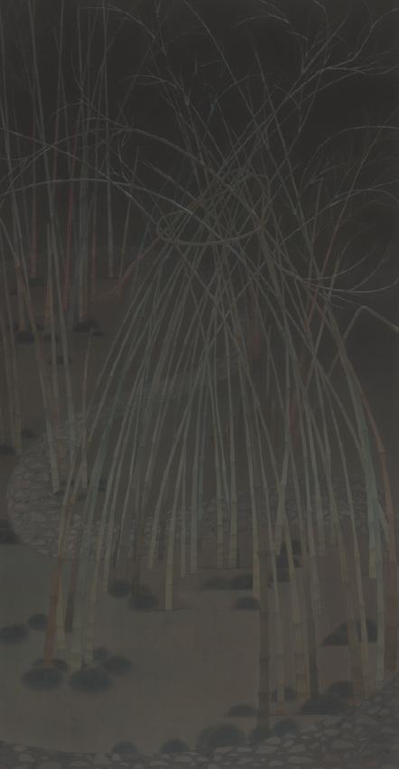 Bamboo Hut 1