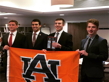 Auburn team