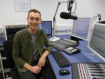 Ben Stone- Media graduate profile