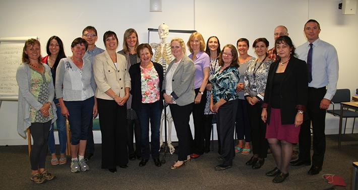 sciences In Nurse Education (BiNE) Network