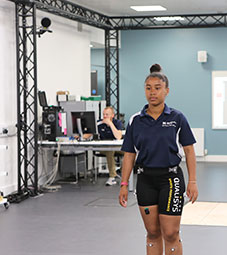 sports facilities - Biomechanics lab
