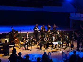 Birmingham Conservatoire Ellington Orchestra