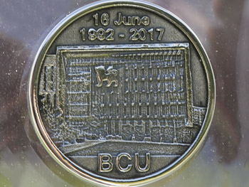 Birthday coin news