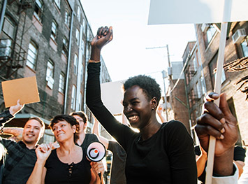 Black Lives Matter protests have been taking place across the UK.