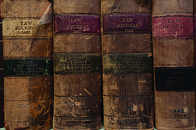 Library blog - law journals