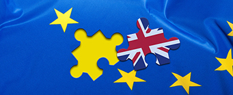 Centre for Brexit Studies Research HP Quad Image 341x139 - UK puzzle piece taken out of an EU flag