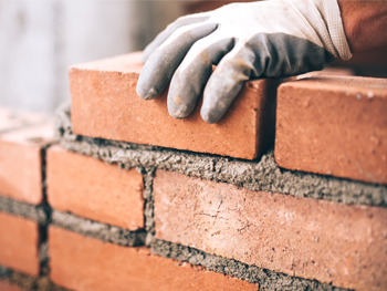 Brick laying news