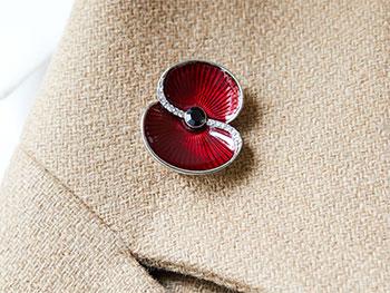 Graduate's poppy design wins Royal British Legion competition