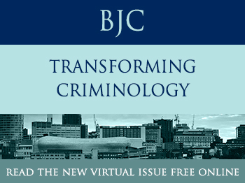 British Journal of Criminology - Digital Issue