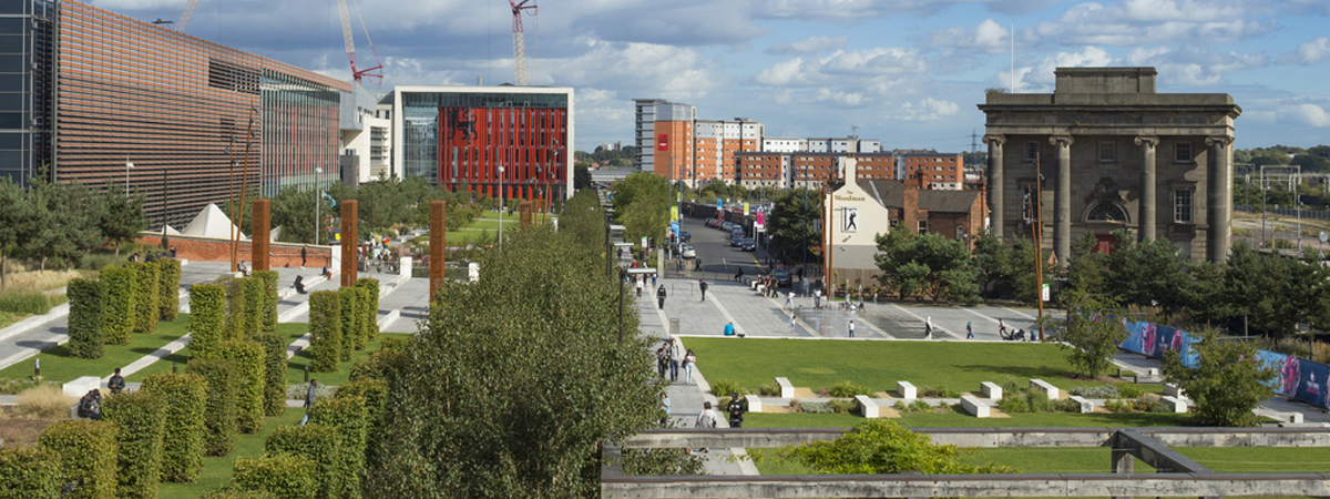 City Centre Campus article photo