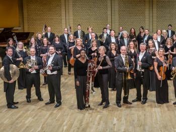 CBSO orchestra