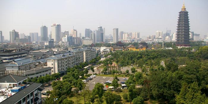 Changzhou, China 700x350