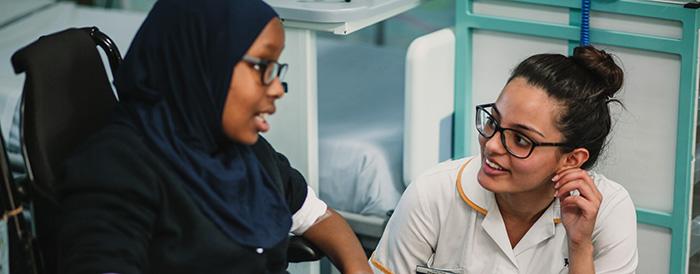 childrens nursing - placements