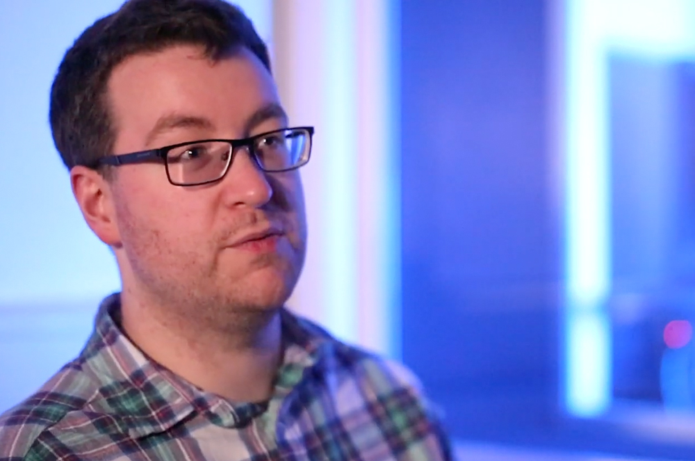 Music Technology BSc student Chris now works for BBC in Salford as a Specialist Systems Engineer.