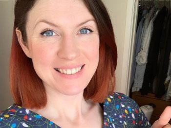 Nursing alumna Claire Carmichael