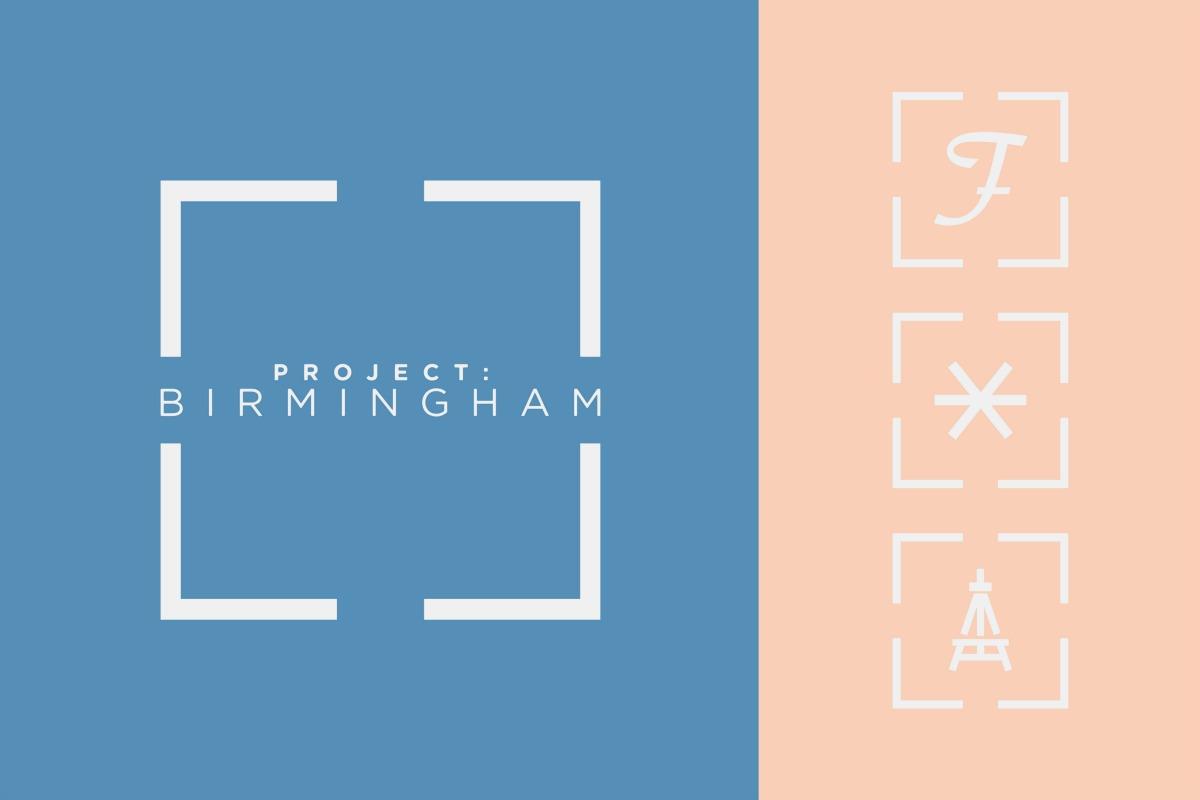 Project Birmingham Visual Identity