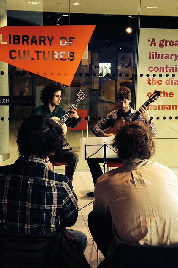Composition - Library of Cultures