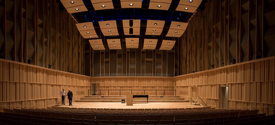 Conservatoire concert hall