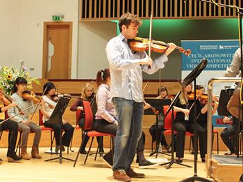 Conservatoire - Timothy Ridout