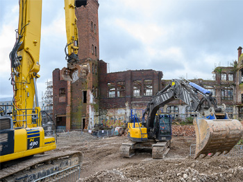 investment in construction can kick start the UK's economic recovery