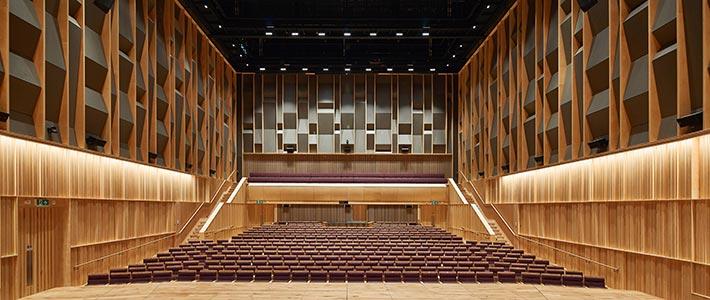 Concert Hall - Hufton + Crow 24