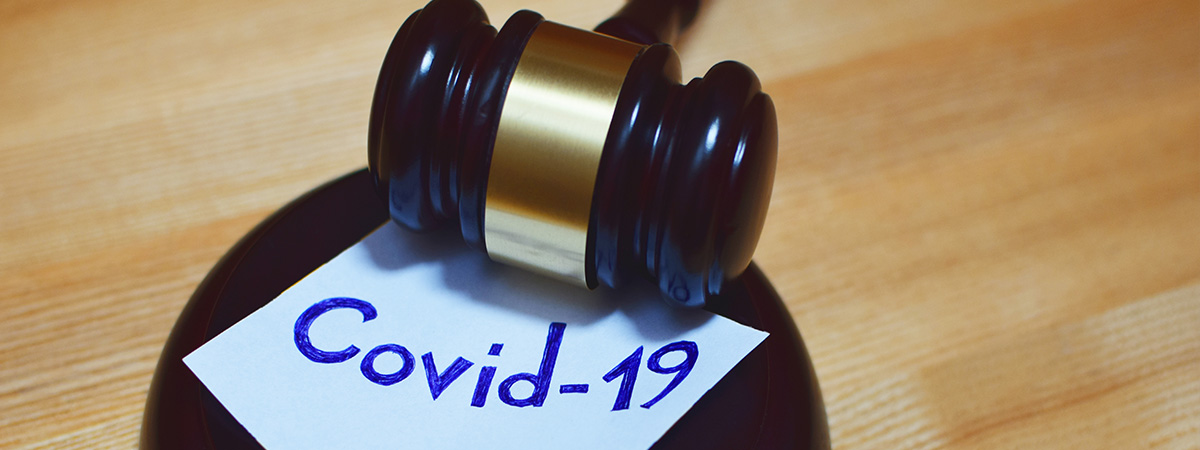 The impact of Covid-19 on the right to a fair trial
