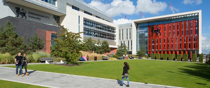 BCU Press Team | Birmingham City University