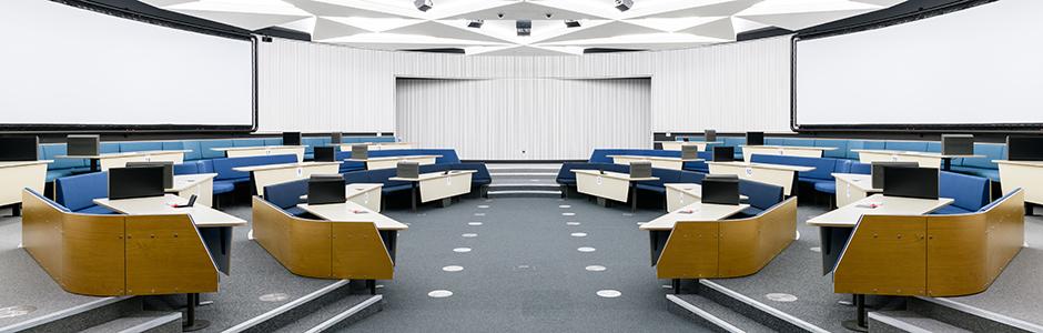 The Hive lecture theatre